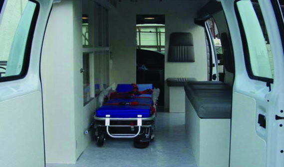 Autobuses & Ambulances