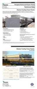 thumbnail of Cooling Tower Brochure Technical Data
