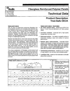 thumbnail of tred_safe_deck_tech data sheet